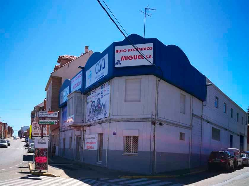 Recordatorio: Proxima Apertura de Auto Recambios Miguel en la Bañeza