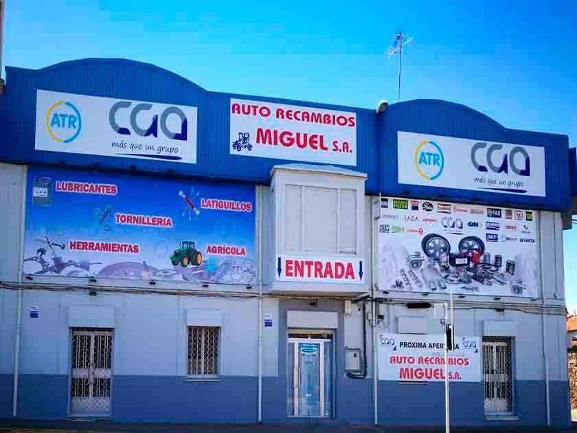 Proxima Apertura de Auto Recambios Miguel en la Bañeza
